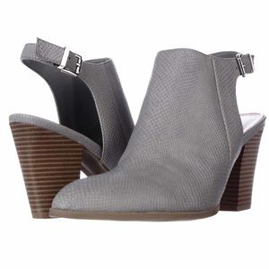 Grey Ivy Ankle Booties